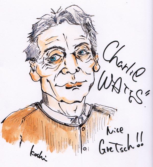 チャーリーワッツ1