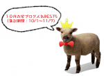 10月丸安ブログ人気BEST5
