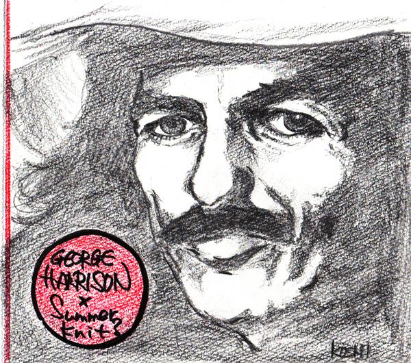 ジョージ・ハリスン!!~60年代、男のサマーセーター~