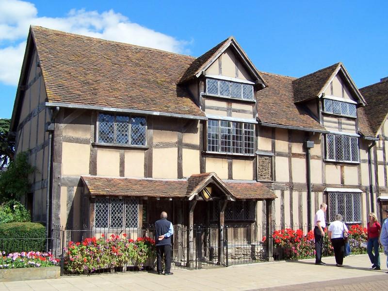 Shakespeare_-birthplace
