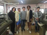 石川県の工場さんへ行って参りました!産地の魅力と関係性ブランド