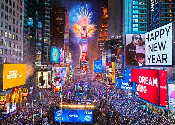 Ano Novo New York