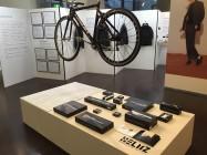 機能素材(1/60 CEO ALPHA-W)をつかったニットでサイクリングウエアをつくってみました。
