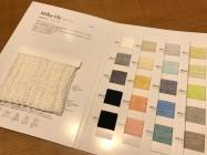 ニット糸のシルケット加工の特徴を分かり易く説明します。